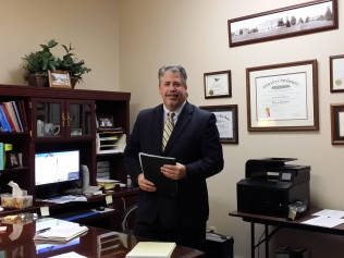 Attorney Christopher Redmaster